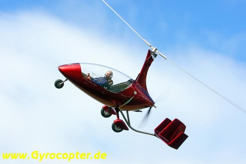 Gyrocopter - neu und 2nd hand...