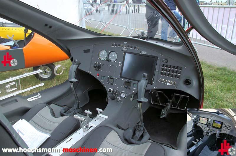 GyroCopter, sicher Fliegen mit Panoramablick und frei von ...