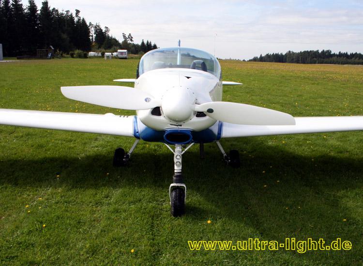 Ultra Light Flugzeug DALLACH Fascination D 4 BK