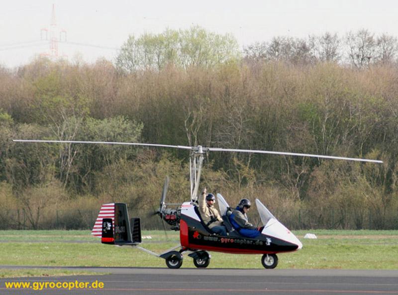 gyrocopter autogyro calidus tragschrauber flugzeug. Black Bedroom Furniture Sets. Home Design Ideas