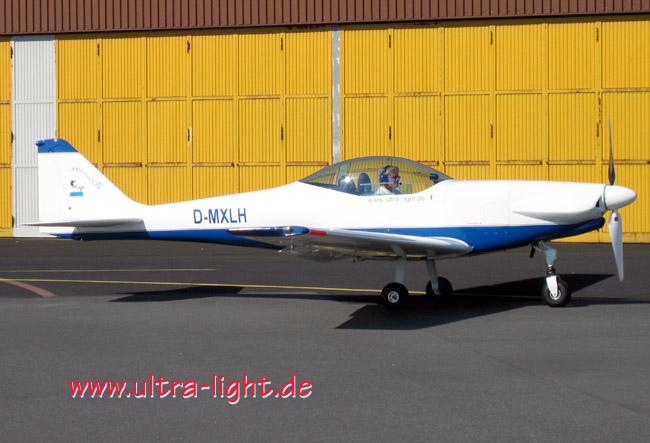 Ultra Light Flugzeug DALLACH Fascination D 4 BK | eBay